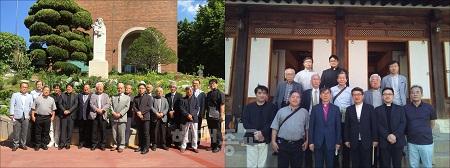 일본 컬트문제기독교 연락회의 한국방문