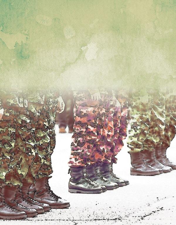 군부대에 침투하는 이단들
