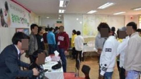 신천지 자원봉사단의 실체