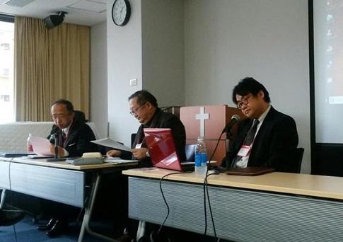 일본 기독교단 총회 의장의 「크리스천투데이」에 관한 성명 그 후