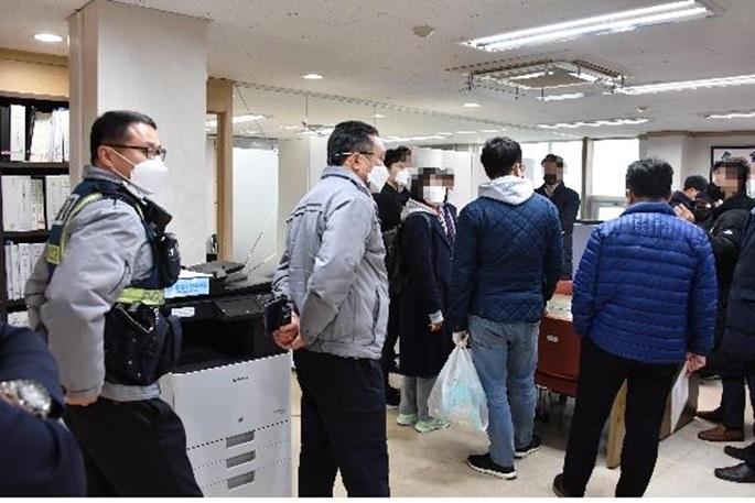 서울시, 신천지 유관 HWPL 행정조사 실시